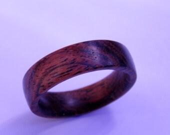 Mens ring, wood ring, rustic Koa ring, mens wood ring, mens wooden ring, wood wedding band, wood wedding ring, womens wood ring, Koa wood