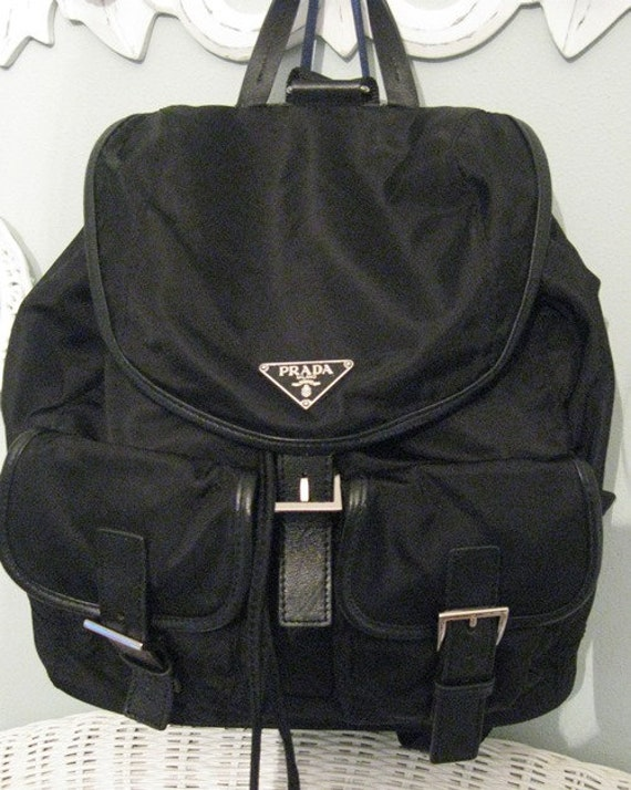 prada multipocket vela backpack