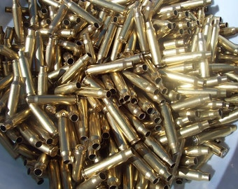 223/556 brass shell casings 500 rounds of once fired mixed headstamps, uncleaned