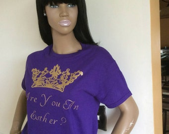 Fit For A Queen Are You An Esther
