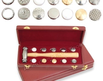 Prestige Texturing Hammer with 12 interchangeable faces Texture Boxed set Jewellers Tools#1688