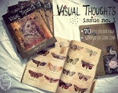 Zine - 'Visual Thoughts' issue no. 1