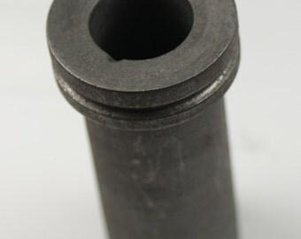 Graphite crucible 1 KG metal melting gold silver scrap casting mould melt