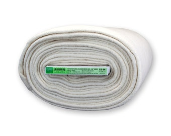 Legacy EB-120 80/20 Cotton Batting With Scrim 10 Yard Board