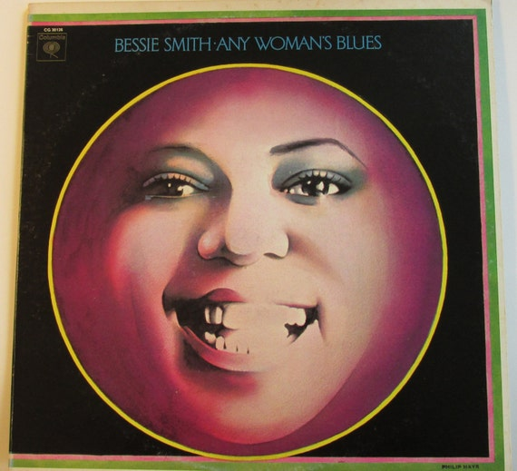 Bessie Smith Any Women's Blues 2 lp set from the classic blues singer