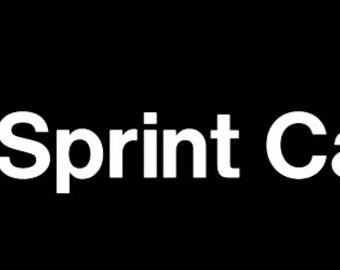 Got Sprint Cars Decal Window Car Sticker 8 Quot
