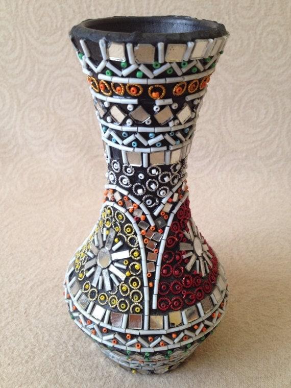 Turkish hand made vase