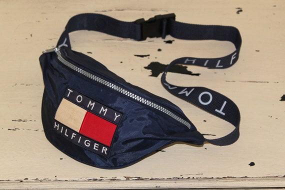 tommy hilfiger classic retro sac banane