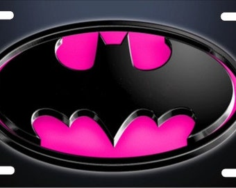 static pink batman - photo #15