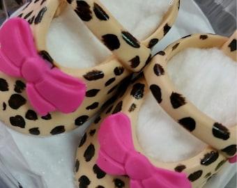 baby sugar shoe (cheetah)