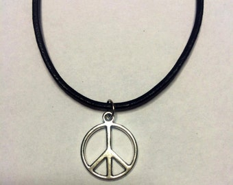 SALE* Peace Choker