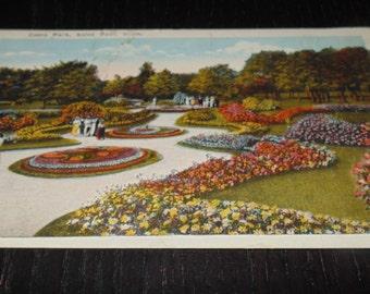 Como Park Saint Paul Minnesota Vintage Unused Postcard