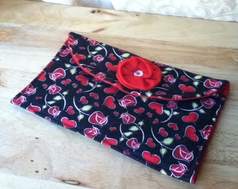 Red Rose Nook Sleeve