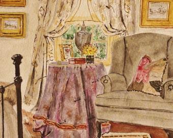 bedroom painting etsy Van Gogh Sunflowers van gogh the bedroom painting