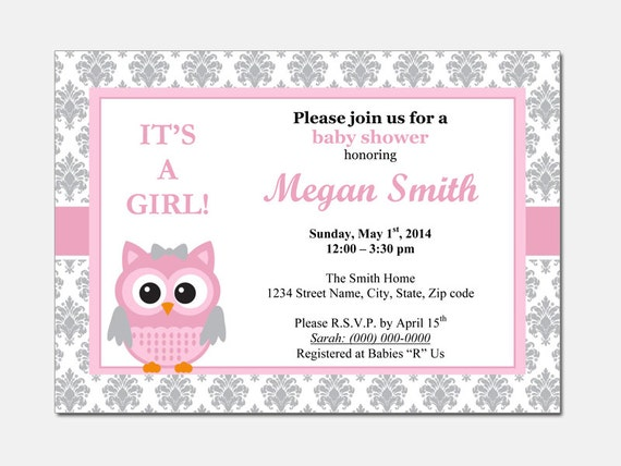 Baby Shower Email Invitation Templates – Free Online Baby Shower Invitation Templates