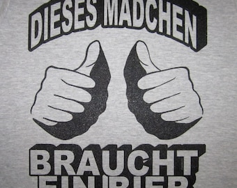 womens dieses Mädchen braucht ein bier t shirt this girl needs a beer german funny drinking oktoberfest party college tee alcohol germany