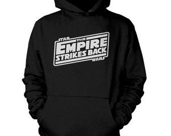 Empire Strikes Back Hoodie Star Wars Sweatshirt Shirt