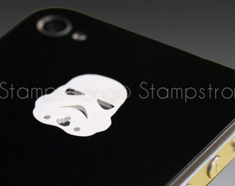 StarWars Stormtrooper decal sticker for Apple iPhone All Models 3 3s 4 4s 5 5s 5c 6 6 Plus
