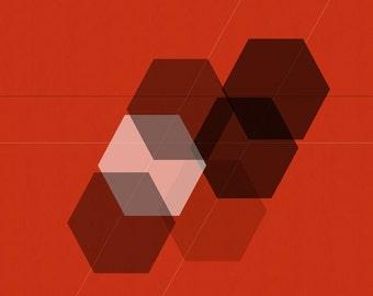 Large Print, Fine art prints, Wall Art prints, Modern Art Prints, Abstract art print, Digital Art Print, Geometric art