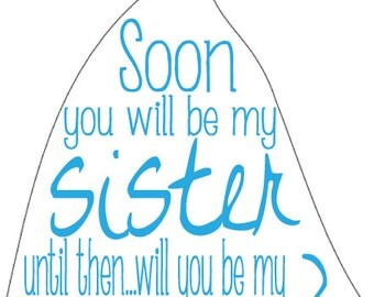 Wedding Gift Ideas For Future Sister In Law : Future sister in law Etsy