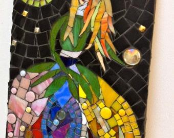 Mystical Lady Mosaic
