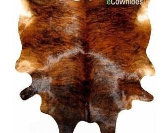 Brindle Cowhide Rug Cow Hide Rugs on Sale!