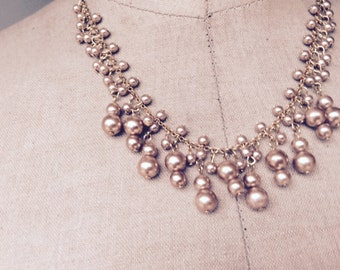 Avon choker necklace from the 1960s
