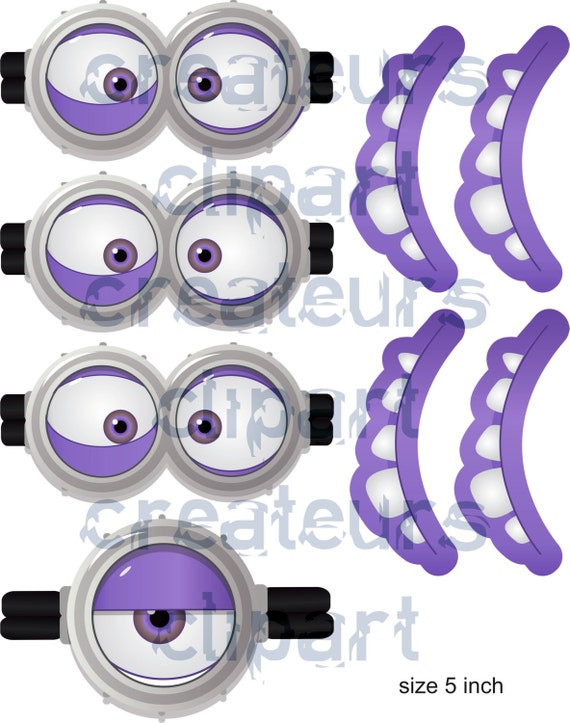 Despicable Me In Glasses