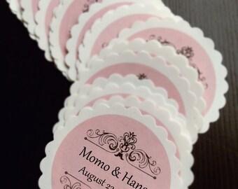 stickers for wedding invitations wedding