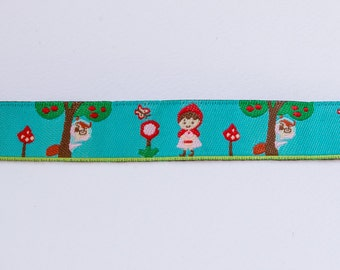 Little Red Riding Hood ribbon