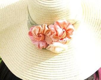 DIY Fabric Flowers, How to Fabric Flower, Fabric Rose Maker, Medium Size
