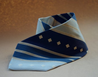 1970s made in 1930s Style Tie