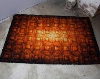 Danish Rya shag rug
