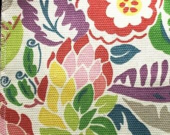 Bright Fiesta Print Fabric
