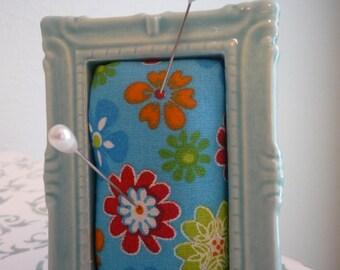 Flower Power Pin Cushion