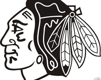 chicago blackhawks decal free shipping - Chicago Blackhawks Coloring Pages