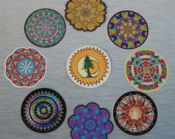 Root Concepts Best Selling Mandalas Sticker Pack