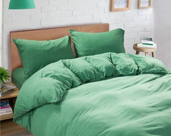 Popular Items For Knit Cotton Bedding On Etsy