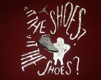 vintage t-shirt 90s Air Jordan Large