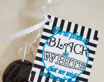 """Girls Camp """"Pillow Treat"""" Handout - Oreo Cookies Instant Download / YW Camp 4X6 & 5X7 added!"""