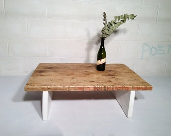 Shabby Chic Coffee Table, any Size and Finish, made to measure, free delivery, 100% reclaimed
