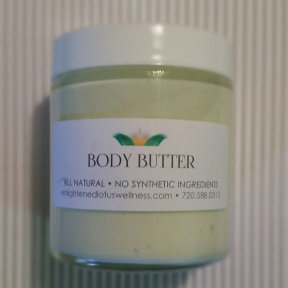 Whipped Nourishing Body Butter