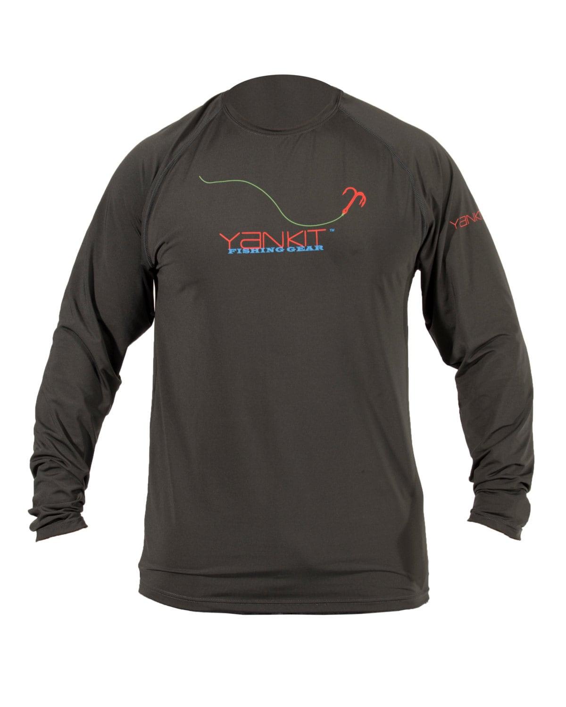 Yankit fishing gear performance fishing shirt by sreece1719 for Performance fishing gear shirts