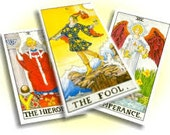 Tarot 3 Card Reading by Email