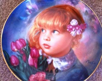 Julia by Maurizio Goracci - Collector Plate