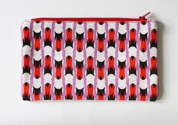 SWAN STRIPE pencil case