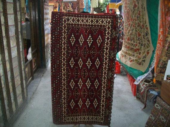Turkmene Yomud Tschowal Teppich Tschowal ethnischen Teppich
