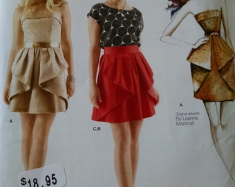 Simplicity Leanne Marshall sewing pattern 1690