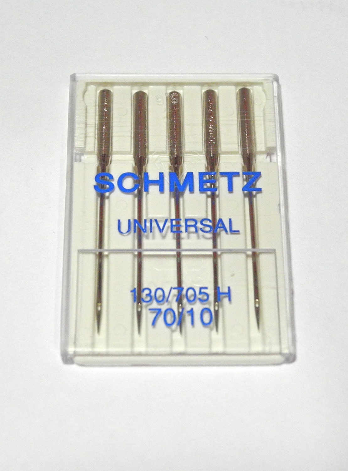 sewing machine needle size