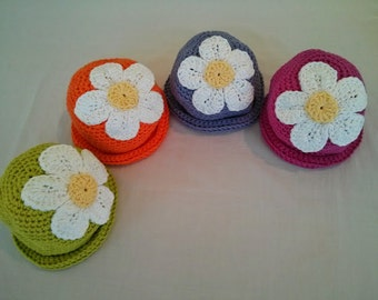 Flower Hat for Baby